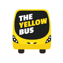 Yellow bus image